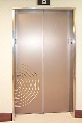embellished elevator door 2